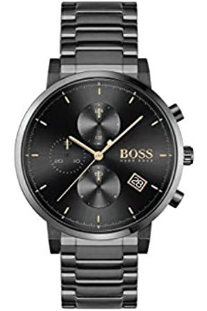 Hugo Boss Men's Analogue Quartz Watch with Stainless Steel Strap 1513780