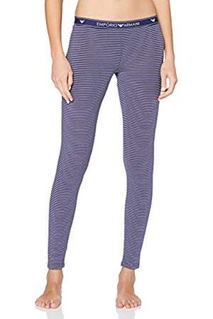 Emporio Armani Women's Visibility - Solid & Stripes Leggings Sports Tights
