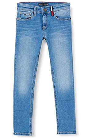 Tommy Hilfiger Boy's Steve Slim Tapered SPHBST Jeans