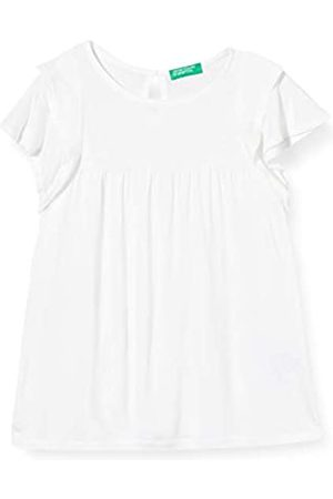 United Colors of Benetton Girl's Maglia M/m Kniited Tank Top