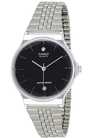Casio Mens Analogue Quartz Watch with Stainless Steel Strap MQ-1000ED-1A2EF