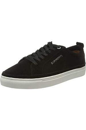 Superdry Men's Truman Premium Lace Up Low-Top Sneakers, ( 02a)