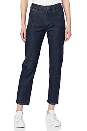 Lee Womens Carol Straight Straight Jeans, (Rinse 36)
