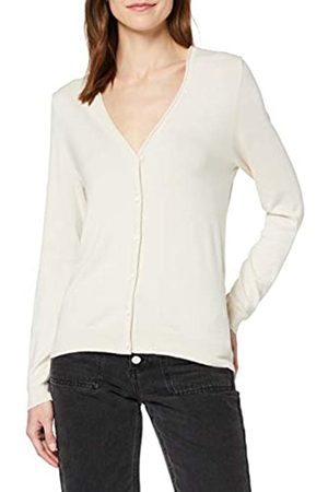 Vero Moda Women's Vmnellie Glory Ls V-Neck Cardigan Noos Sweater