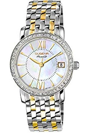 Dugena Women's Analogue Quartz Watch with Stainless Steel Strap 7590155-1