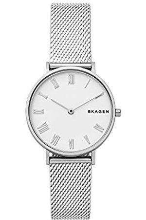 Skagen Womens Analogue Quartz Watch with Stainless Steel Strap SKW2712