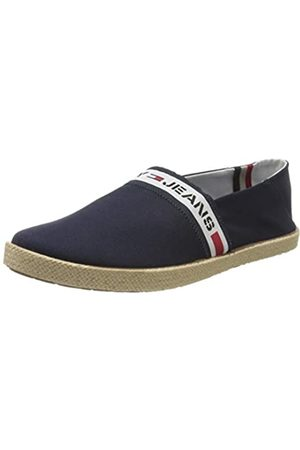 Tommy jeans Men's Tape Summer Shoe Mocassins, (RWB 0kp)