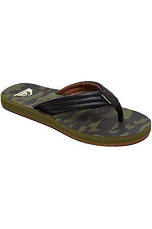 Quiksilver Men's Carver Print Beach & Pool Shoes, ( / / Xksk)