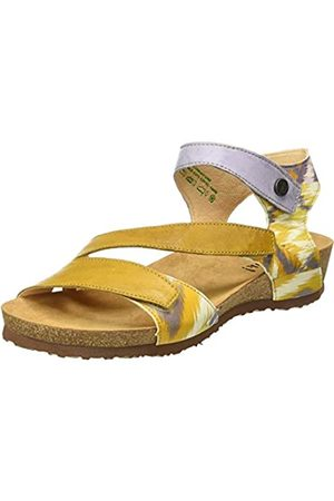 Think! Women's 686372_Dumia Sling Back Sandals, (KURKUMA/Kombi 69)