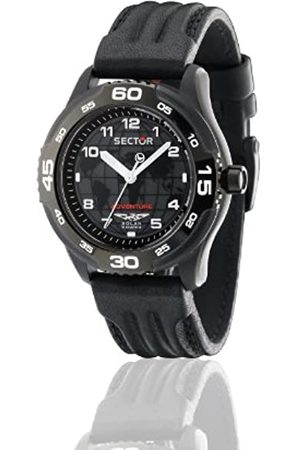 Sector Men's Quartz Watch with Dial Analogue Display and Fabric Strap R3251198025