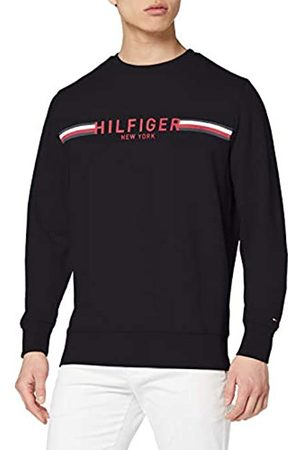 Tommy Hilfiger Men's Tommy C-nk Ls Long Sleeve Top