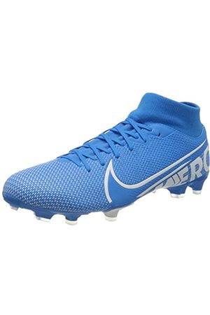 Nike Unisex Adults' Superfly 7 Academy Fg/mg Footbal Shoes, ( Heron/ -Obsidian 414)
