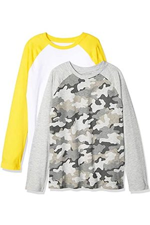 Essentials Boys 2-Pack Long-Sleeve Raglan T-Shirt