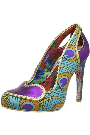 Irregular Choice Women's Loren Love Closed Toe Heels, ( / / Flash)