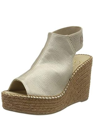Replay Women's Jess-Tyne Platform Sandals, (Platinum 45)