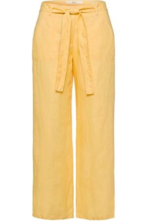 Brax Women's Maine S Linen Love Trousers