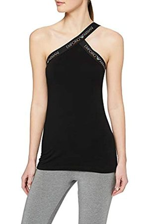 Emporio Armani Women's Visibility - Sporty Cotton Top Sports Shirt