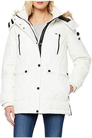 Tommy Hilfiger Women's Eur Down Arctic Parka Down Coat