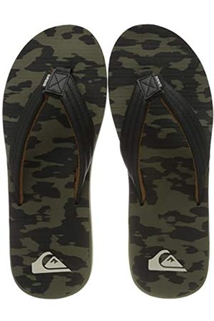Quiksilver Men's Carver Print Beach & Pool Shoes, ( / / Xksk)