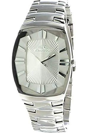 Chronotech Mens Analogue Quartz Watch with Stainless Steel Strap CT7065M-26M