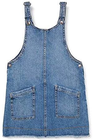 United Colors of Benetton Girl's Gonna Salopette Dungarees