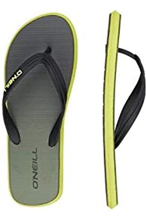 O'Neill Men's Fm Profile Gradient Sandalen Flip Flops, (Winter Moss 6077)