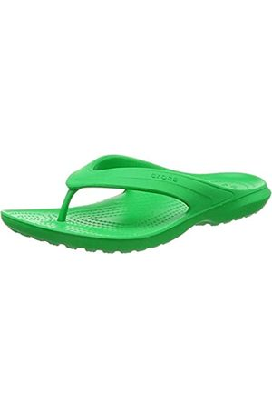 Crocs Unisex Adults' ClassicFlip Open Back Slippers, (Grass )