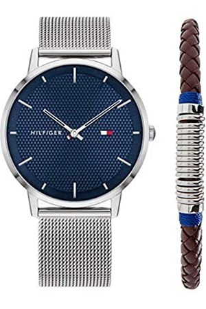 Tommy Hilfiger Men's Analogue Quartz Watch with Stainless Steel Strap 2770060