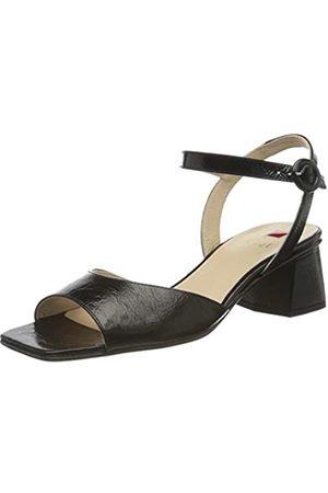 Högl Women's Aurelia Open Toe Sandals, (Schwarz 0100)