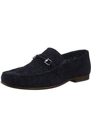 Red Tape Men's Trimble Loafers, (Navy 0)