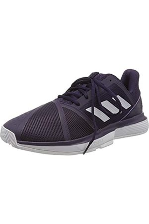 adidas Women's Courtjam Bounce W Fitness Shoes, (Purley/FTW Bla/Plamat 000)