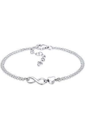 Elli 925 Sterling Infinity Heart Symbol Love Minimal 0209490216_16