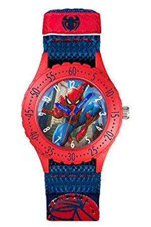 SPIDERMAN Children's Analogue Quartz Watch with Rubber Strap SPD3495
