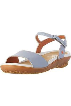 Art Women's 1506 Grass Antibes Ankle Strap Sandals, (Sky Sky )