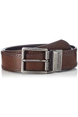 Springfield Men's Cinturon Reversible Pu-c/01 Belt