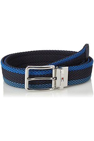 Tommy Hilfiger Men's Tube Seasonal Belt Rev/adj 3.5cm