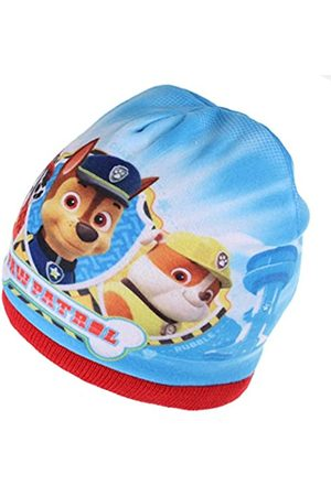 Nickelodeon Boys Paw Patrol Chase White Steps Hat and Glove Set