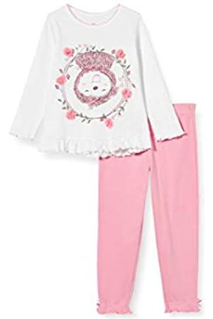 ZIPPY Girl's Pijama De Niña Ss20 Pajama Set
