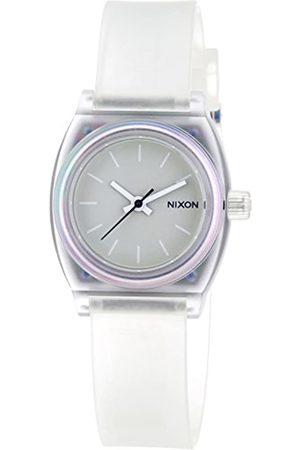 Nixon A4251779-00 Women's Watch Analogue Quartz Plastic Strap