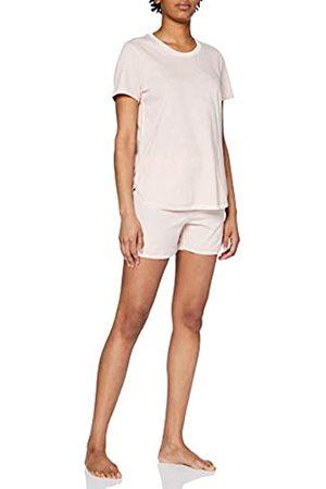 Schiesser Women's Anzug Kurz Pyjama Set