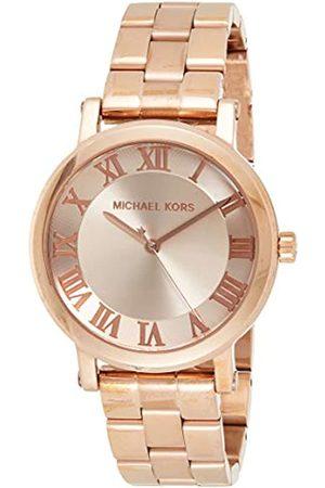 Michael Kors Women's Analog Japanese-Quartz Watch with Stainless-Steel Strap MK3561