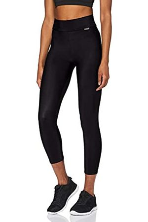 Proskins Classic High Waisted Anti Cellulite Slimming Compression Capri Leggings