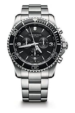 Victorinox Men's Chronograph Quartz Watch with Stainless Steel Bracelet - 241695