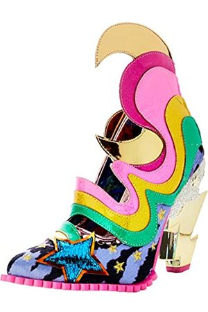 Irregular Choice Women's Galactic Thunder Closed Toe Heels, ( A)