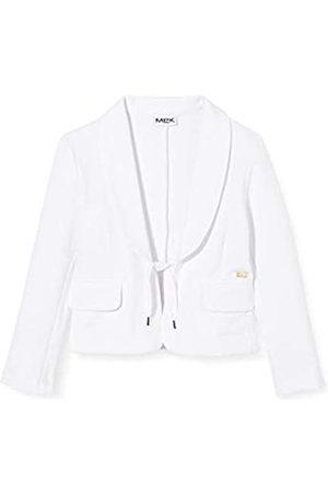 MEK Girl's Blazer Felpa Stretch Coat