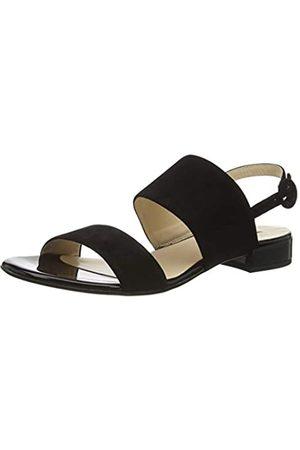 HÖGL Women's Merry Gladiator Sandals, (Schwarz 0100)