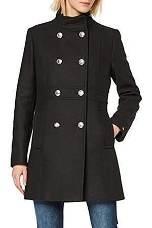 Tommy Hilfiger Women's Belle Wool Blend Funnel Coat