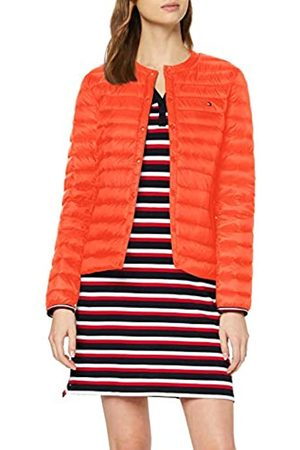Tommy Hilfiger Women's Bella LW Down Collarless JKT Parka