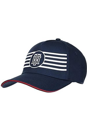 Tommy Hilfiger Women's Poppy Breton Stripes Cap Baseball
