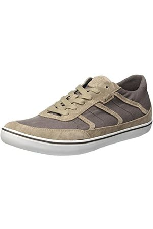 Geox U BOX B, Men's Low-Top Sneakers, (Anthracite/rockc9a5y)
